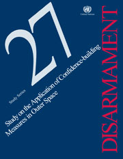 Disarmament Study Series: No. 27