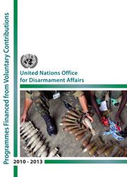Civil Society and Disarmament, 2012