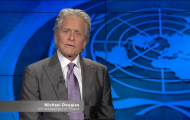 UN Messenger of Peace Michael Douglas message on the total elimination of biological and chemical weapons