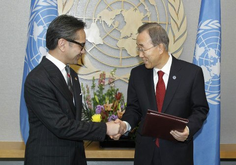 Secretary-General and Foreign Minister of Indonesia