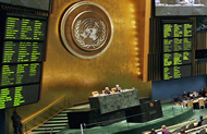 First Committee (Disarmament and International Security) opens 2011 session