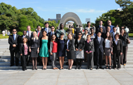 2011 Disarmament Fellowship Programme starts third segment today 3 October 2011 in New York