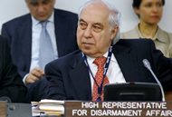 HR Duarte's statement to the First Committee opening session, 3 October 2011 in New York