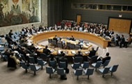 Security Council holds briefings by Counter-Terrorism and WMD Non-proliferation Committees