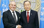New Chairman and Bureau Members Elected to Disarmament Commission