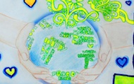 Children's Art for Peace Contest Receives Entries From Across the Globe - Contest Runs through 30 April 2012