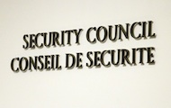 Security Council Reaffirms Need for Compliance with Arms Control, Non-Proliferation Commitments