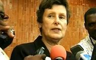 Mme Kane, Haut Représentant pour les affaires de désarmement en visite de travail à Lomé au Togo
