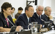 Nuclear Issues Grab Headlines, but Conventional Arms Kill Daily, Secretary-General Tells Arms Trade Treaty Conference