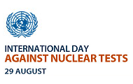 Voluntary Moratoriums Essential, but No Substitute for Total Global Ban, Says<br /> Secretary-General in Message to Mark International Day Against Nuclear Tests