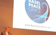Jarmo Sareva, Director of UNODA Geneva Branch, Participates in Official Opening of the Basel Peace Office