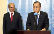 Secretary-General Voices Concern at Reported Plans of Chemical Weapons Use by Syria