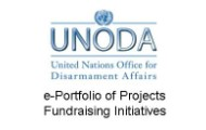 e-Portfolio of Projects - Disarmament Projects for Donor Engagement