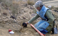 UN reaffirms commitment to world free of mines and remnants of war
