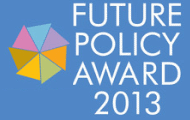 World Future Council, Inter-Parliamentary Union and UNODA partner on the Future Policy Award for Disarmament in 2013