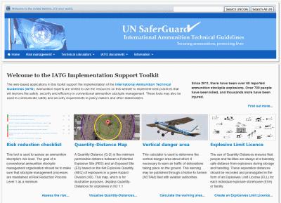 IATG website