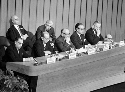 Conférence des Nations Unies sur l'application de la science et de la technique, 1963