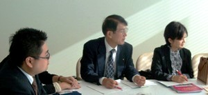 Gensuikyo delegation
