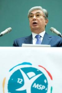 Mr. Kassim-Jomart Tokayev